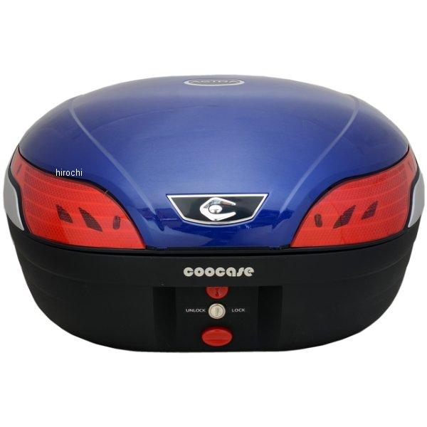 クーケース COOCASE リアボックス S48 アストラ スペックF2 48L メタリックブルー CN46070 JP店