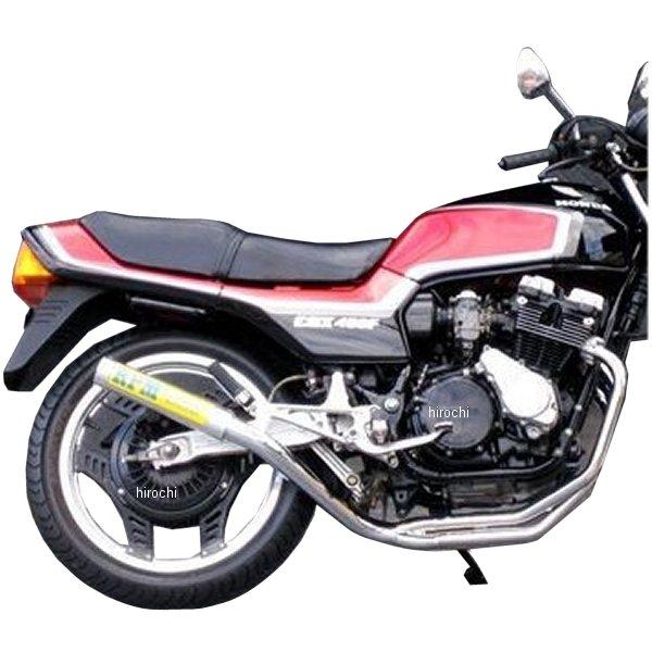 アールピーエム RPM フルエキゾースト 67レーシング 81年-87年 CBX400F、CBX400F2 アルミ 2605 JP店