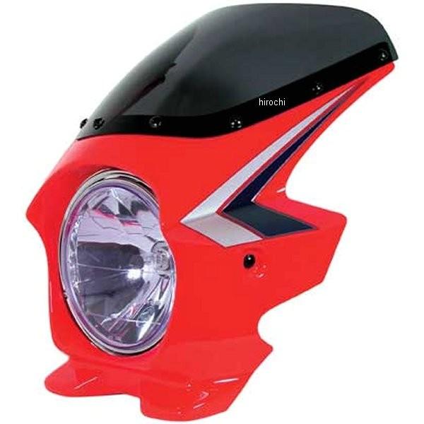 ブラスター BLUSTER2 ビキニカウル CB400SF H-V イタリアンレッド 23037 JP店