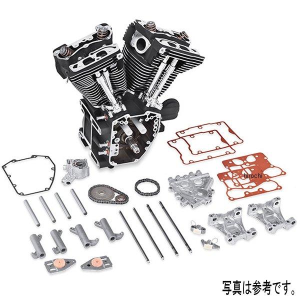 【USA在庫あり】 ハーレー純正 スクリーミンイーグル ロングブロックエンジン Twin Cam 96 シルバー 16200100 JP店