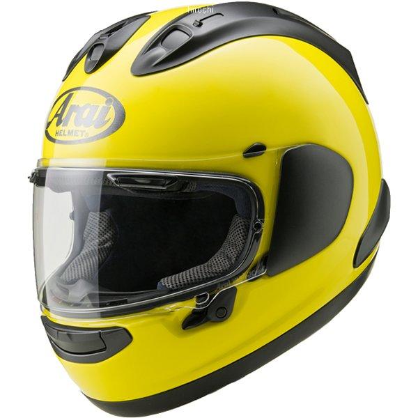 【メーカー在庫あり】 山城×アライ ヘルメット RX-7X マックスイエロー XLサイズ(61-62cm) 4530935469857 JP店
