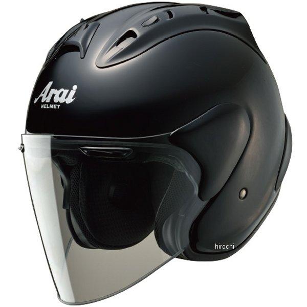 ホンダ純正 春夏モデル Honda×Arai ジェットヘルメット SZ-Ram4 グラファイトブラック Lサイズ 0SHGK-JRA4-K JP店