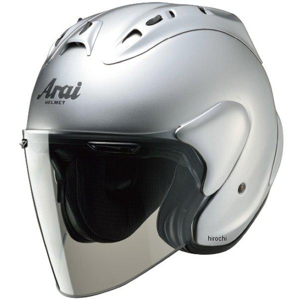 ホンダ純正 春夏モデル Honda×Arai ジェットヘルメット SZ-Ram4 デジタルシルバーメタリック Sサイズ 0SHGK-JRA4-S JP店