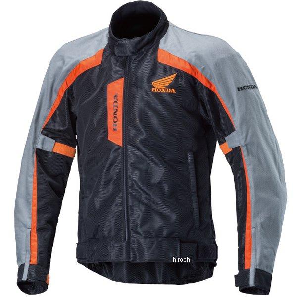 ホンダ純正 春夏モデル ブレードメッシュジャケット 黒/グレー 4Lサイズ 0SYTH-X37-K JP店