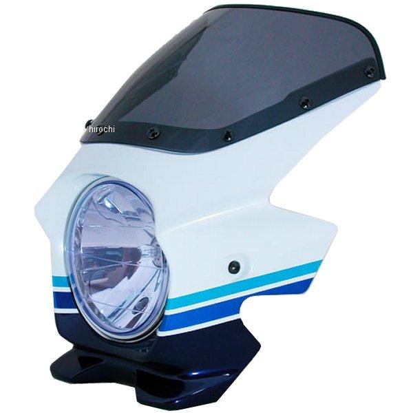 ブラスター BLUSTER2 ビキニカウル 08年 GSX1400 Special Edition ディープブルーNO2/グラススプラッシュホワイト 23235 JP店