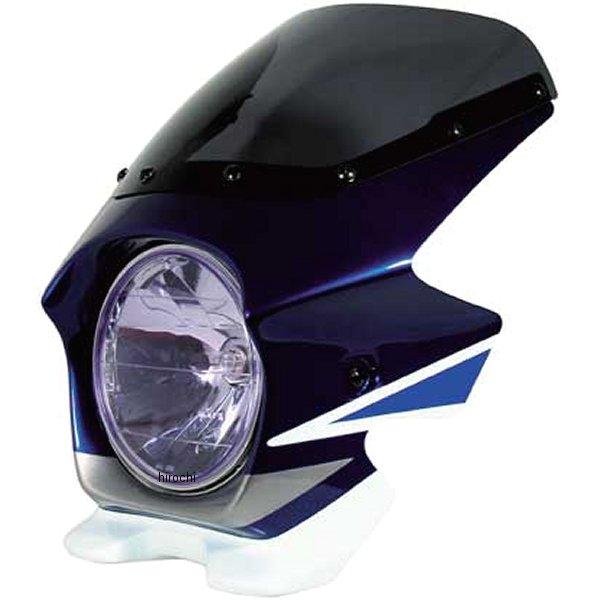 ブラスター BLUSTER2 ビキニカウル 02年 GSX1400 パールスチルホワイト/パールスズキディープブルー エアロ 93226 JP店