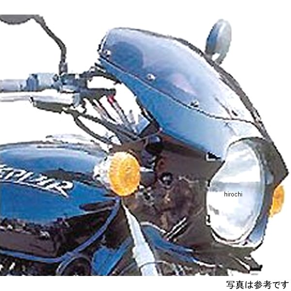 ブラスター BLUSTER2 ビキニカウル ゼファー1100 ギャラクシーシルバー エアロ 91166 JP店