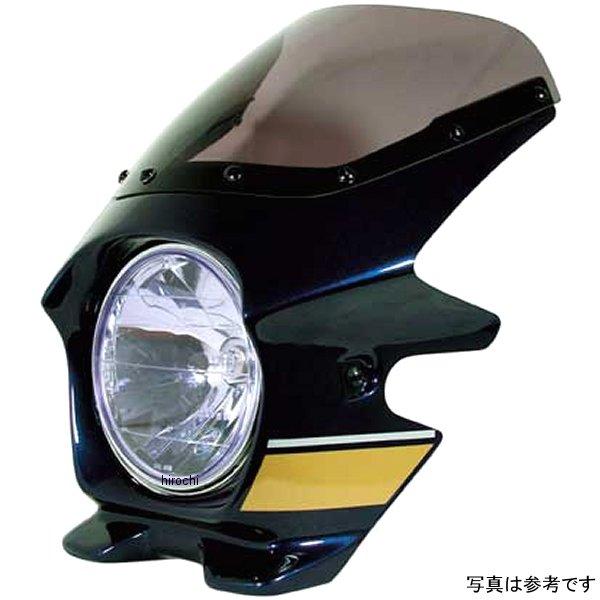 ブラスター BLUSTER2 ビキニカウル ZRX400II メタリックノクターンブルー エアロ 91224 JP店