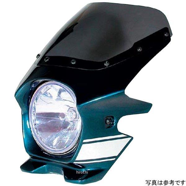 ブラスター BLUSTER2 ビキニカウル 06年 ゼファー1100 メタリックオーシャンブルー エアロ 91206 JP店
