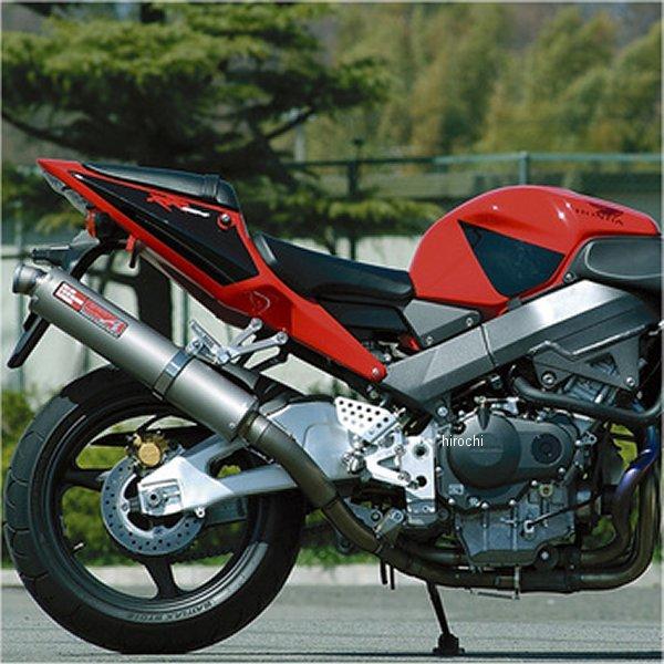 ヤマモトレーシング スリップオンマフラー CBR954RR 4-2-1 DOWNタイプ チタン 10904-01DTB JP