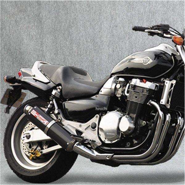ヤマモトレーシング スリップオンマフラー X-4 II.Version デュアル カーボン 11301-02NCB JP