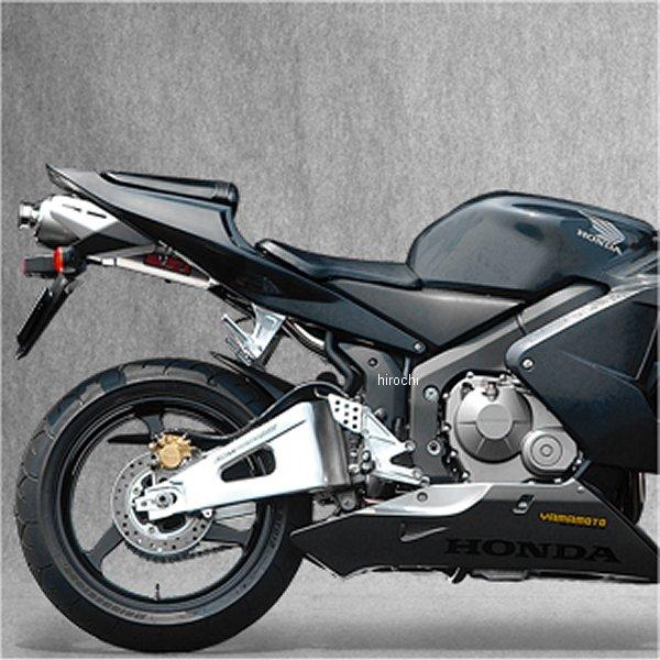 ヤマモトレーシング スリップオンマフラー 03年-04年 CBR600RR 国内仕様専用 チタン 10605-02NTB JP