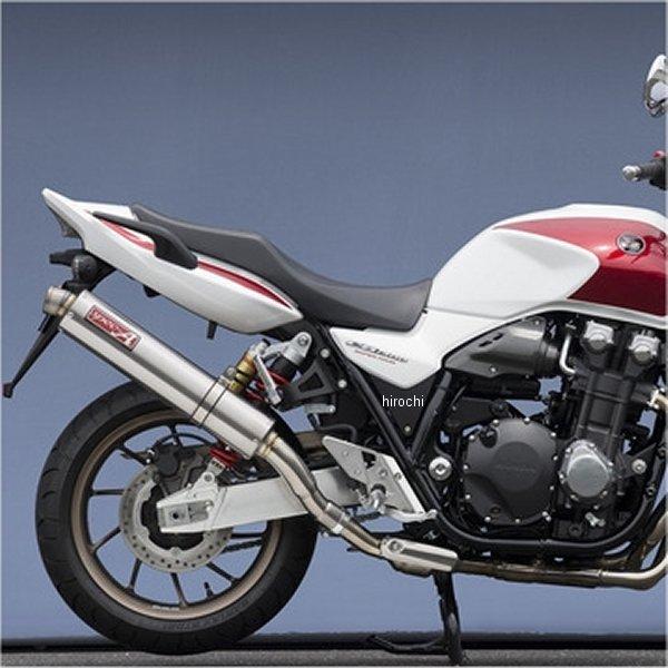 ヤマモトレーシング スリップオンマフラー 14年以降 CB1300SF II.Version UPタイプ チタン 11312-01NT2 JP