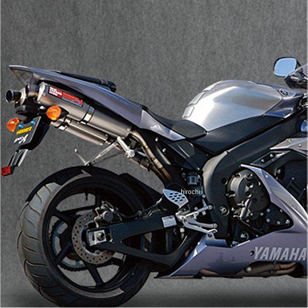 ヤマモトレーシング スリップオンマフラー 04年-05年 YZF-R1 デュアル チタン 21006-02NTB JP