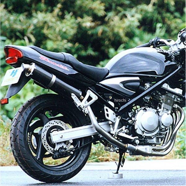 ヤマモトレーシング スリップオンマフラー 95年-00年 バンディット250 カーボン 30252-01NCB JP