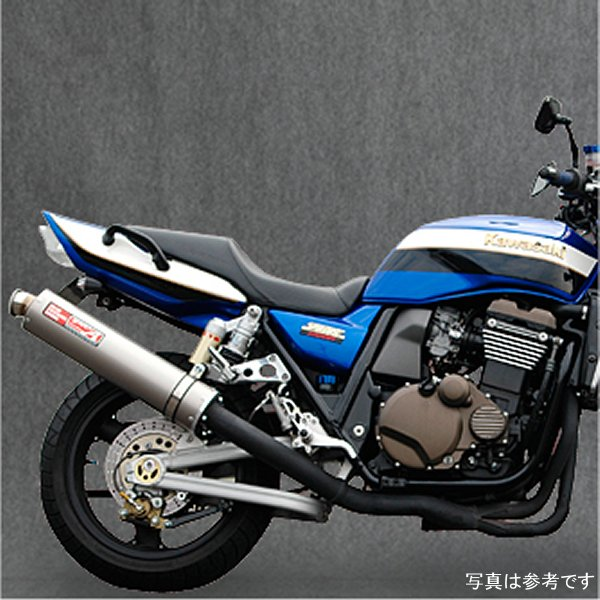 ヤマモトレーシング スリップオンマフラー 97年-00年 ZRX1100 チタン 41102-01NTB JP