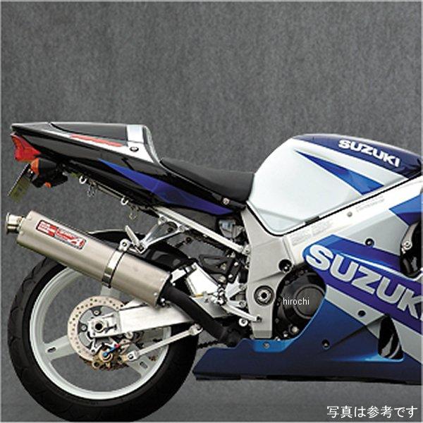 ヤマモトレーシング スリップオンマフラー 01年-04年 GSX-R1000 DOWNタイプ チタン 31000-01DTB JP