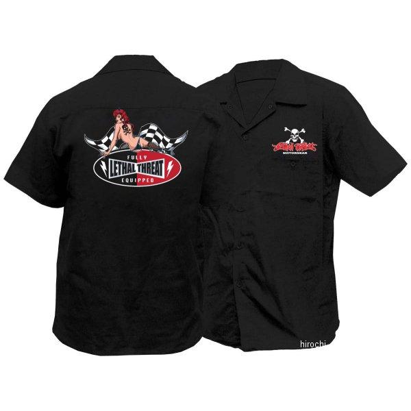 【USA在庫あり】 Lethal リーサルスレット Lethal Threat ワークシャツ Fully Equipped XLサイズ 765498 JP