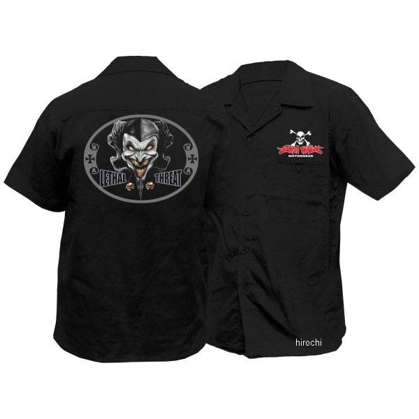 【USA在庫あり】 Lethal リーサルスレット Lethal Threat ワークシャツ ジェスター XLサイズ 765522 JP