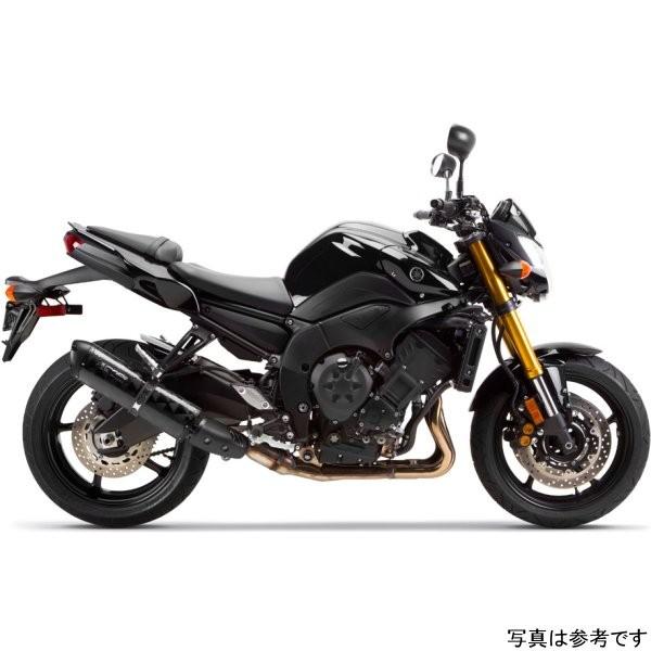 ツーブラザーズレーシング スリップオンマフラー ブラックシリーズ M-2 11年-13年 FZ8、Fazer8 アルミ 005-3050406V-B JP店