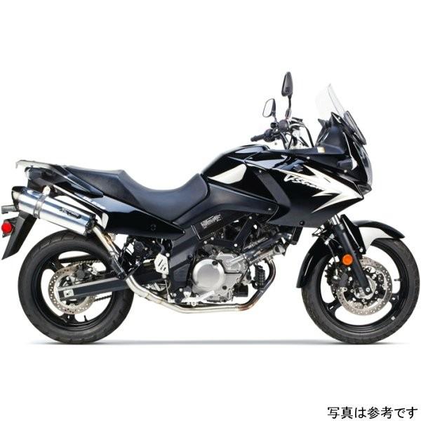 ツーブラザーズレーシング フルエキゾースト ブラックシリーズ M-2 04年-11年 Vストローム650 チタン 005-3140108V-B JP店