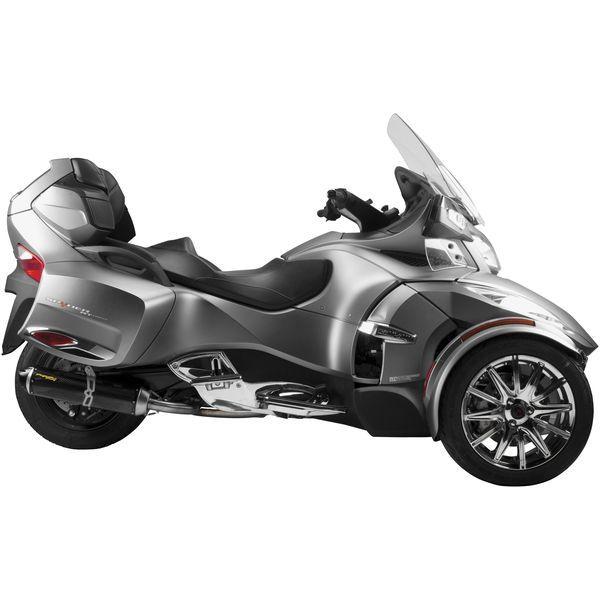 ツーブラザーズレーシング スリップオンマフラー S1R 14年-15年 スパイダー カーボン 005-3930405-S1 JP店
