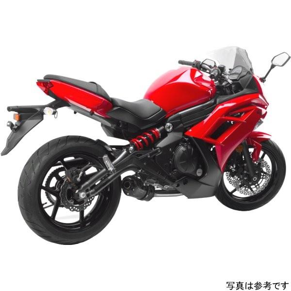 ツーブラザーズレーシング フルエキゾースト シルバーシリーズ M-2 12年以降 ニンジャ650 カーボン 005-3180105V-S JP店