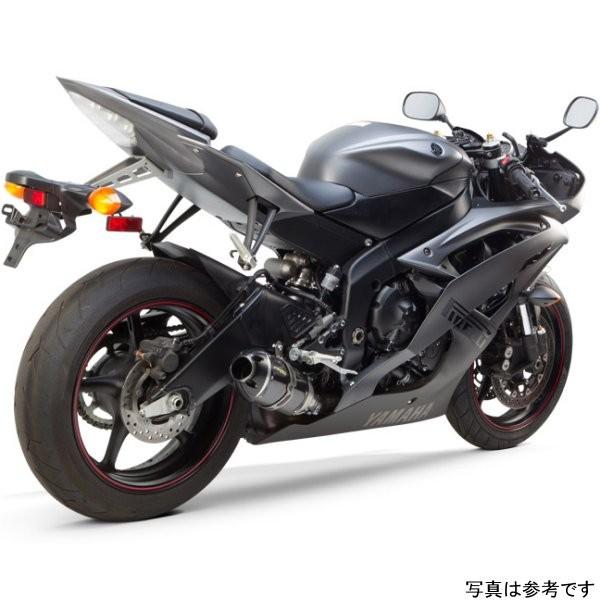 ツーブラザーズレーシング スリップオンマフラー S1R ブラック 06年以降 YZF-R6 カーボン 005-3850407-S1B JP店