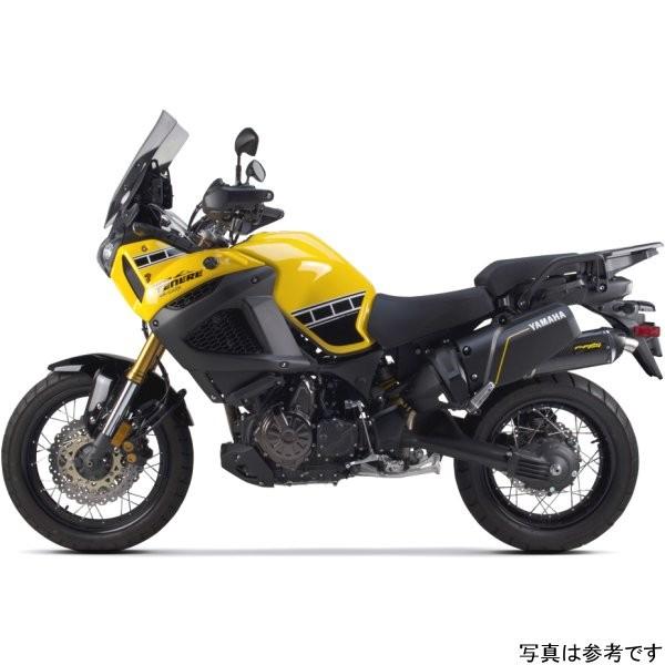 ツーブラザーズレーシング スリップオンマフラー S1R ブラック 14年以降 スーパーテネレ カーボン 005-3920407-S1B JP店
