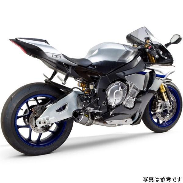 リアル ツーブラザーズレーシング スリップオンマフラー S1r ブラック 15