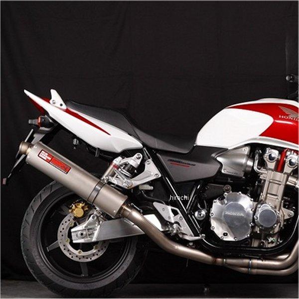 ヤマモトレーシング フルエキゾースト 03年-07年 CB1300SF 4-1 チタン 11304-11TTB JP