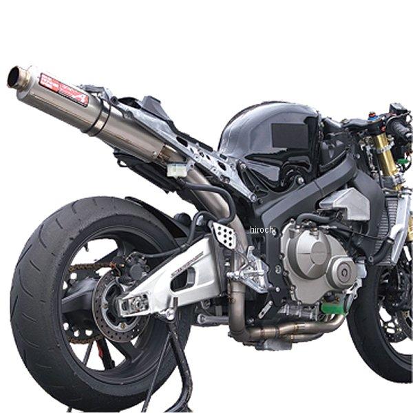 ヤマモトレーシング フルエキゾースト 05年-06年 CBR600RR 4-2-1 チタン レース用 10607-21TTR JP
