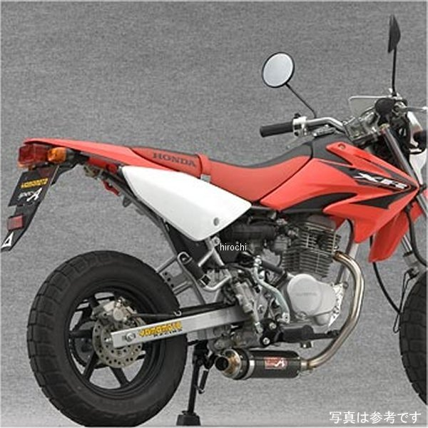 ヤマモトレーシング フルエキゾースト DOWNタイプ Ver 05年-08年 XR100 DOWNタイプ II.Version チタン 10065-SDTSJ JP