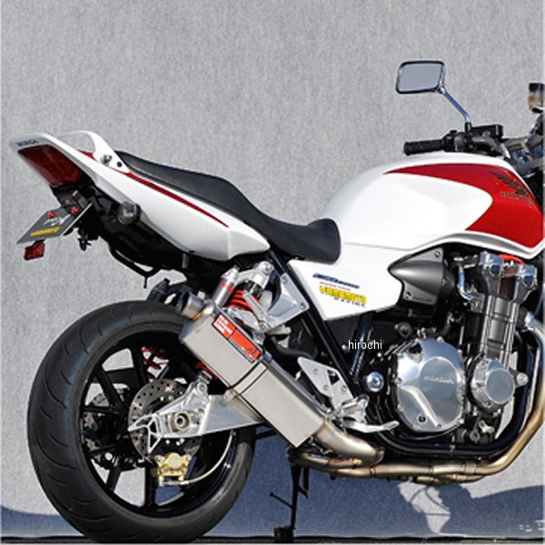 ヤマモトレーシング フルエキゾースト 08年-13年 CB1300SF 4-2-1 TYPE-S レース用 11307-21TTR JP