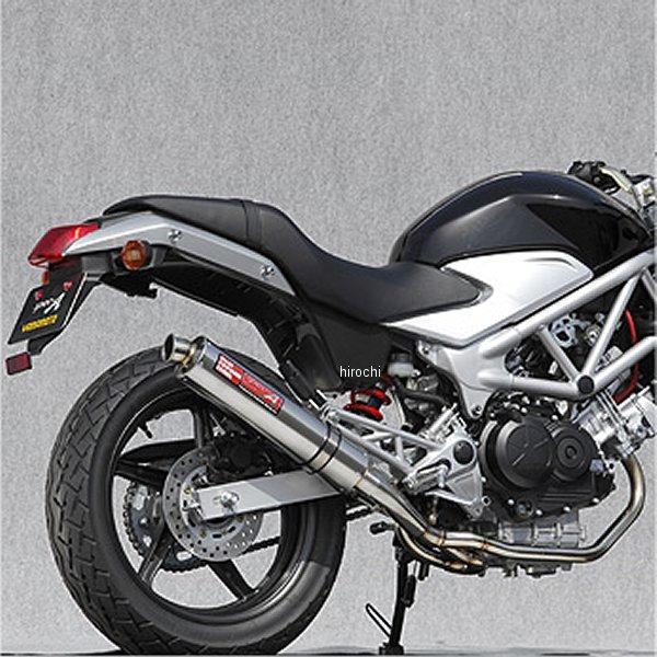 ヤマモトレーシング フルエキゾースト 09年 VTR250 2-1 チタン レース用 10260-61STR JP