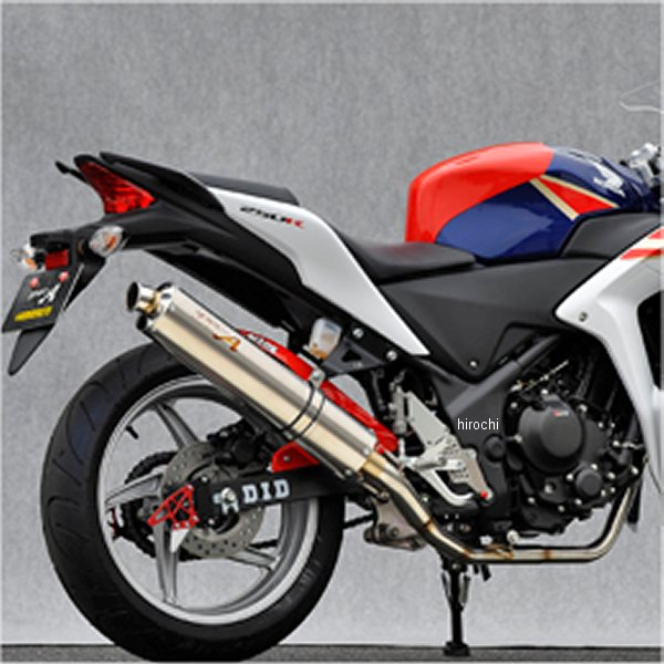 ヤマモトレーシング フルエキゾースト 11年-13年 CBR250R スペックA TYPE-1 レース用 10261-71STR JP