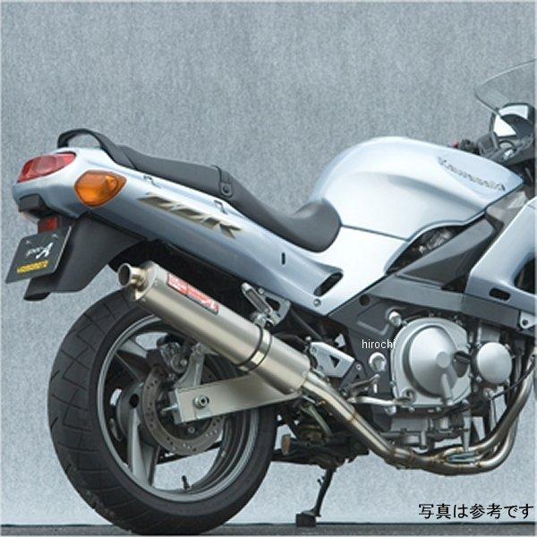 ヤマモトレーシング フルエキゾースト 05年以前 ZZR400 4-2-1 カーボン 触媒付き 40405-21SCB JP