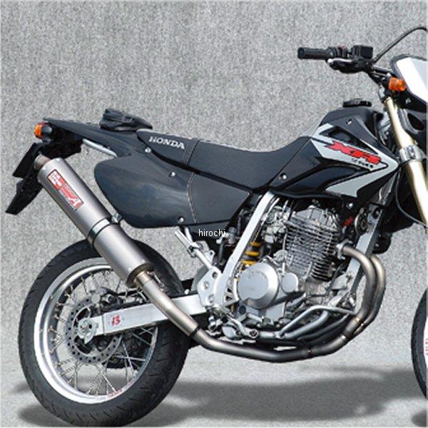ヤマモトレーシング フルエキゾースト 03年-08年 XR250 2-1 DOWNタイプ チタン 10256-61DTB JP