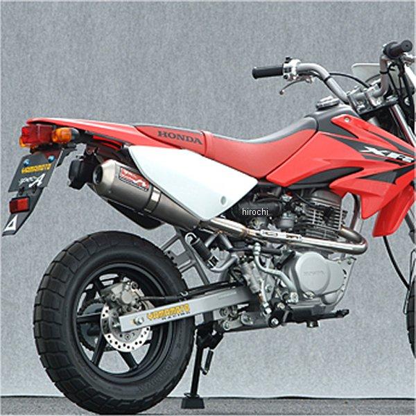 ヤマモトレーシング フルエキゾースト 05年-08年 XR100 UPタイプ チタン楕円 10062-SUOS1 JP