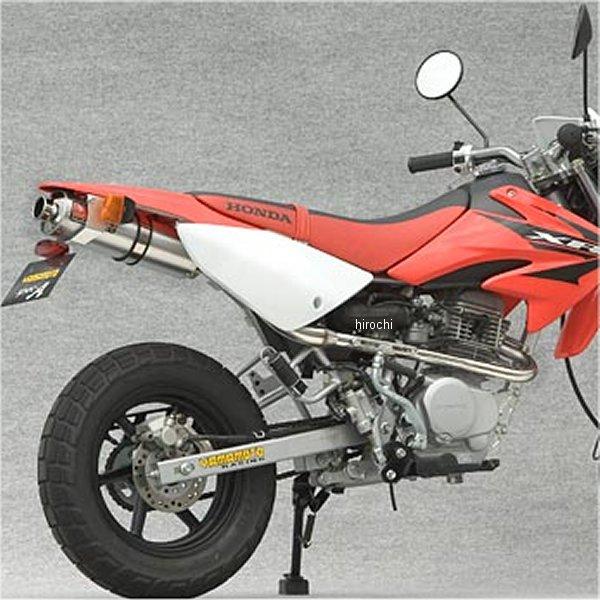 ヤマモトレーシング フルエキゾースト 05年-08年 XR100 RS4-C100 チタン レース用 10065-RS4TR JP