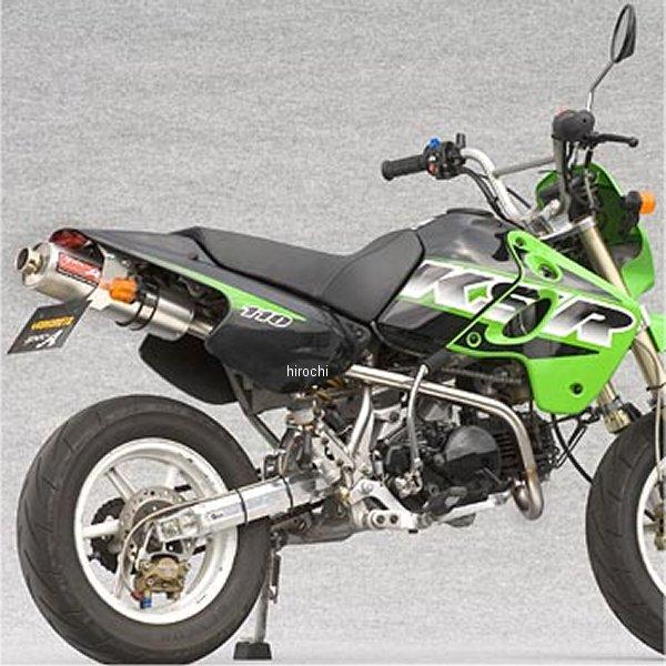 ヤマモトレーシング フルエキゾースト 02年-09年 KSR110、KLX110 RS4-C アルミ レース用 40111-RS4AR JP