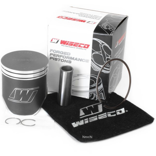 【USA在庫あり】 ワイセコ Wiseco ピストン 02年-06年 KTM125SX 54x54mm 124cc ボア54.0mm STD 0910-2882 JP店
