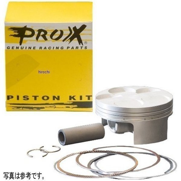 【USA在庫あり】 プロックス PROX ピストンキット 08年-11年 YZ250F ボア76.97mm STD 0910-1611 JP店