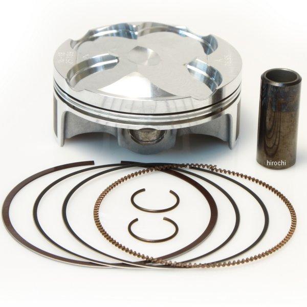 【USA在庫あり】 バーテックス Vertex 鋳造ピストンキット 16年以降 RM-Z250 76.97mm ハイコンプ 0910-4102 JP店