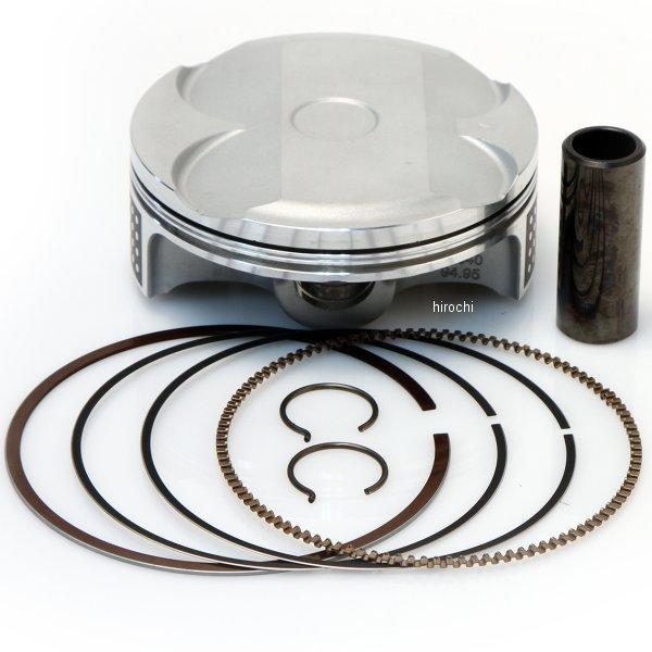 【USA在庫あり】 バーテックス Vertex 鋳造ピストンキット 16年以降 KTM 450 SX-F 94.95mm ハイコンプ T-BOX付き 0910-4119 JP店