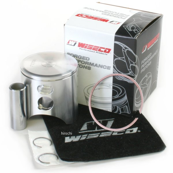 【USA在庫あり】 ワイセコ Wiseco ピストン 05年以降 YZ125 54x54.5mm 125cc ボア54.0mm STD 161284 JP店