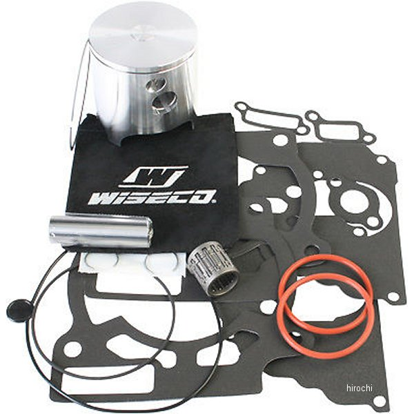 【USA在庫あり】 ワイセコ Wiseco ピストンキット 64x60mm 193cc ボア64mm STD 03年-04年 KTM 200 166425 JP店