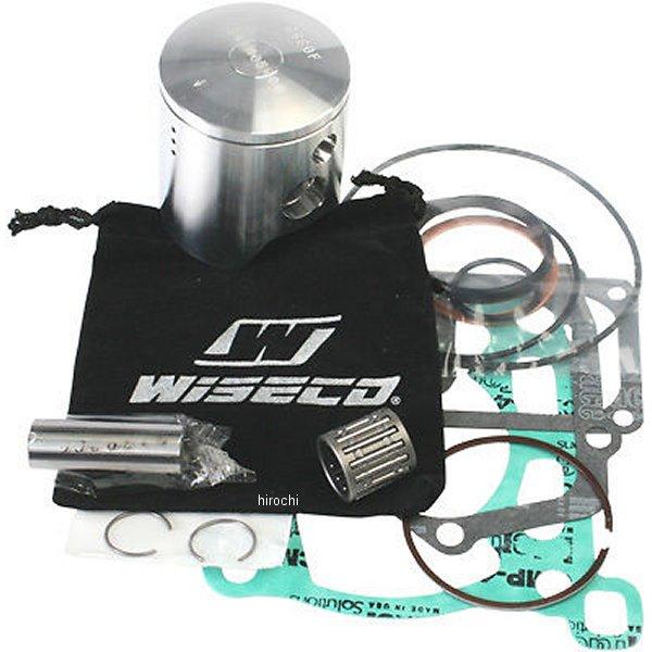 【USA在庫あり】 ワイセコ Wiseco ピストンキット 97年-99年 RM125 54x54mm 123cc ボア54.0mm STD 166619 JP店