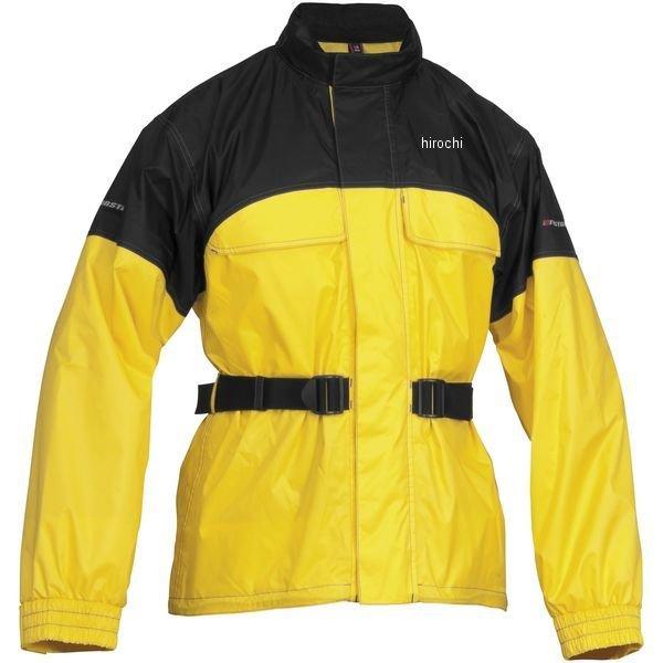 【USA在庫あり】 ファーストギア FIRSTGEAR レインジャケット レインマン 黒/黄 XLサイズ 515938 JP店