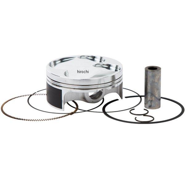 【USA在庫あり】 バーテックス Vertex 鍛造ピストンキット ハイコンプ ピストン径76.96mm 圧縮比13.4:1 04年-06年 RM-Z250、KX250 823181 JP店